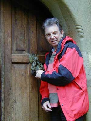 knocking on door. quot;Knocking on Dracula#39;s doorquot;?